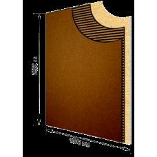 Гофрокартон листовой 2м х 1м, Т22С