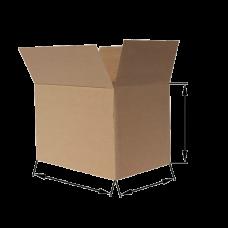 Коробка картонная 305х220х225мм