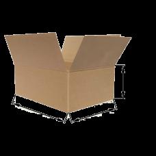 Коробка картонная 380х285х162мм