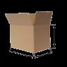 Коробка картонная 390х290х305мм