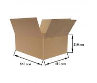 Коробка картонная 560х410х210мм