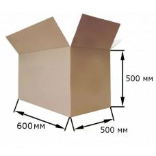 Коробка картонная 600х500х500мм