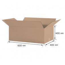Коробка картонная 600х400х400мм