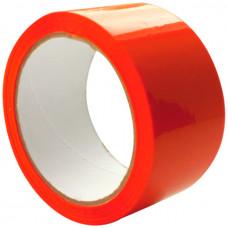 Скотч - клейкая лента оранжевая 48 х 16м, 40мкм, Альянс