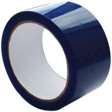 Скотч - клейкая лента синяя 48 х 16м, 40мкм, Альянс