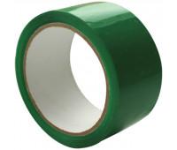 Скотч - клейкая лента зеленая 48 х 16м, 40мкм, Альянс