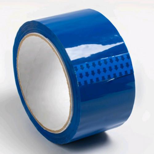 Скотч - клейкая лента синяя 48 х 36м, 40мкм, Альянс