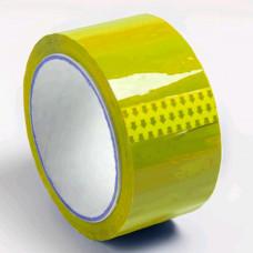 Скотч - клейкая лента желтая 48 х 36м, 40мкм, Альянс