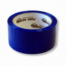 Клейкая лента 48мм х 66м, цвет синий, НР 204