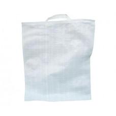 Мешок-сумка п/п 38х40 см, V=30л, на 5 кг, белый