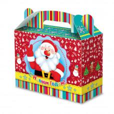 """Упаковка для новогоднего подарка """"Дед Мороз"""", 600 гр"""