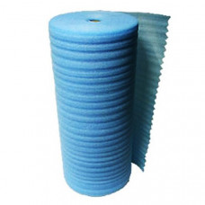Порилекс НПЭ РУЛОН 2мм х 1000мм х 50м, 50м2, цвет голубой