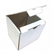 Коробка самосборная 120х110х120мм, белый