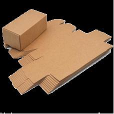 Коробка самосборная 220х165х100мм, Почта тип Д №2