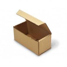 Коробка самосборная 165х80х70мм, бурый