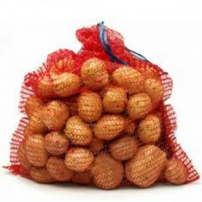 Сетка овощная мешок 30х47см, 8кг, красная