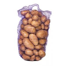 Сетка овощная мешок 35х60см, 15кг, фиолетовая