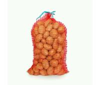 Сетка овощная мешок 45х75см, 30кг, красная, шт