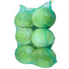 Сетка овощная мешок 50х80см, 45кг, зеленая