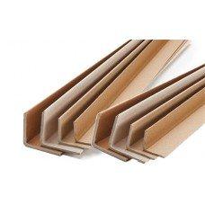Защитный уголок, картон пресованный, 35х35х3х2000мм