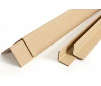 Защитный уголок, картон пресованный, 30х30х2х1600мм